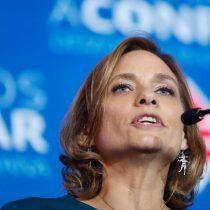 Valdés tropieza con la campaña electoral: Goic dice que se equivocó en el tono con la ministra Krauss