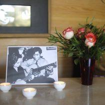 [FOTOS] Museo Violeta Parra abre libro de condolencias tras la muerte de Ángel Parra