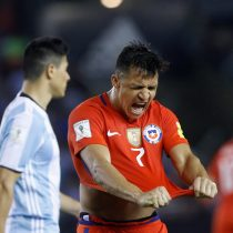 No alcanzó: Chile pierde en ajustado partido con una opaca selección Argentina