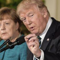 Angela Merkel lee revista 'Playboy' para preparar encuentro con Donald Trump