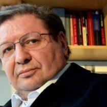 Ascanio Cavallo deja defensa chilena ante La Haya