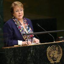 Bachelet pide ingreso de Chile al Consejo de Derechos Humanos de ONU