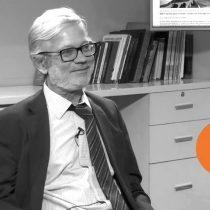 """Juan Andrés Fontaine: """"El nuevo Gobierno va a heredar una situación fiscal compleja y retomar el crecimiento pasará por una nueva reforma tributaria"""""""