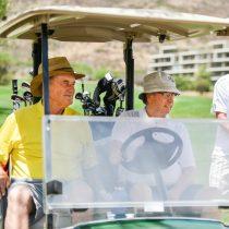 Entretenido Torneo de Golf  en Hacienda Chicureo