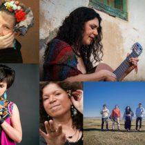 Festival Músicas del Mundo en Puerto Montt será gratuito y celebrará los 100 años de Violeta Parra