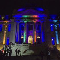 El arte contemporáneo se transformará en luces y colores sobre la fachada del MAC