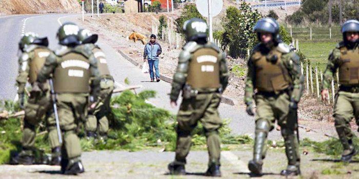 ONU expresa a Bachelet su preocupación por abusos de DD.HH. en La Araucanía