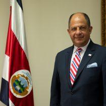 Presidente de Costa Rica: