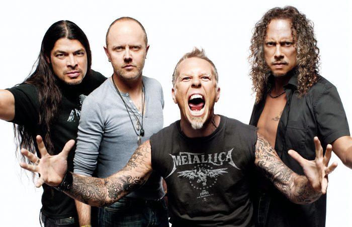 Arranca Lollapalooza protagonizado por la fuerza rockera de Metallica