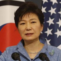 Manifestaciones a favor y en contra de Park en Seúl a la espera del veredicto