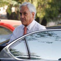 Piñera confirma 'retroexcavadora' a la reforma educacional: promete reponer selección y copago