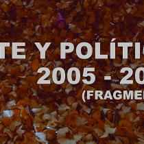 """Lanzamiento video """"Arte y política: 2005-2015 (fragmentos)"""" de Nelly Richard"""