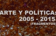"Lanzamiento video ""Arte y política: 2005-2015 (fragmentos)"" de Nelly Richard"