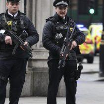 Se eleva a ocho el número de detenidos vinculados con el atentado de Londres