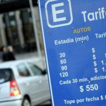 Envían al FNE antecedentes sobre alzas de precios de estacionamientos tras implementarse la ley