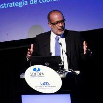 El cañonazo de Rodrigo Valdés en la Sofofa: algunos empresarios