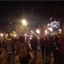 [FOTOS] El registro de las manifestaciones por el Día del Joven Combatiente en la región Metropolitana