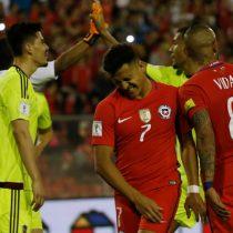 Chile gana con la cuenta de ahorro: vence 3-1 a Venezuela pero se farrea varios goles