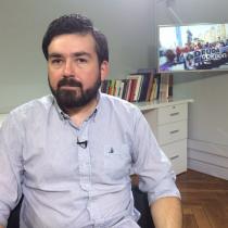 [VIDEO] Andrés Cabrera: es necesario observar el reordenamiento de las fuerzas socio políticas