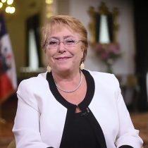 [VIDEO] El saludo de Michelle Bachelet en el Día Internacional de la Mujer: