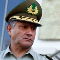 General director de Carabineros se querella por fraude en la institución