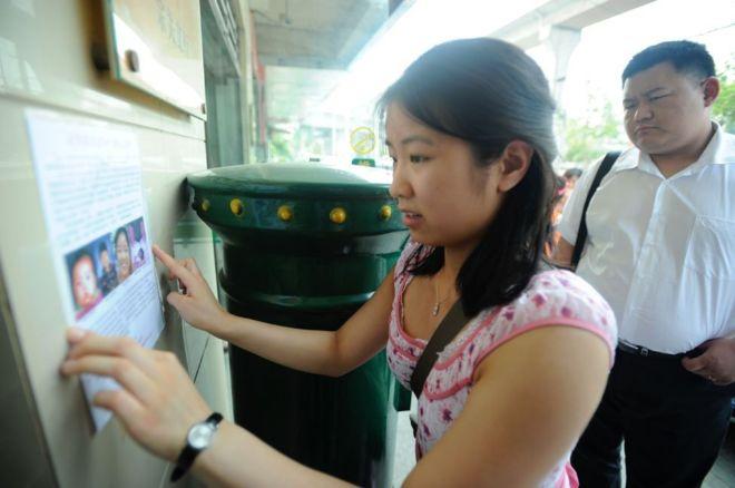 La niña adoptada que más de 50 familias reclamaron como suya en China