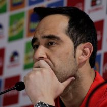 Bravo no quiere ni pensar en que Chile no se clasifique para Rusia 2018