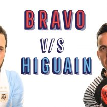 [VIDEO] Stefan Kramer revive el penal de Higuaín como Claudio Bravo en la previa al partido Chile vs. Argentina