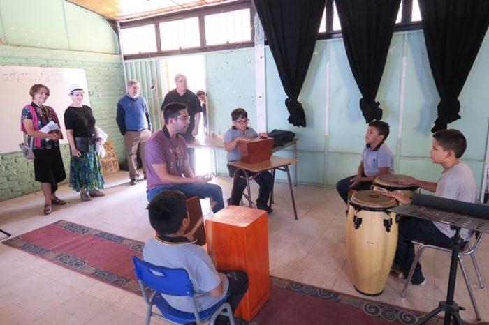 El colegio municipal floridano que da prioridad a la música y las emociones en su programa educativo