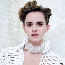 Polémica por foto de Emma Watson: ¿se puede ser feminista y no usar sostén?