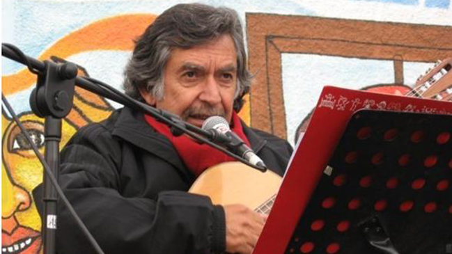 Ángel Parra muere a los 73 años
