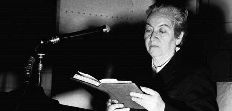 Ninguna poeta desde la Mistral: escritoras critican sesgo machista en Premio Nacional de Literatura