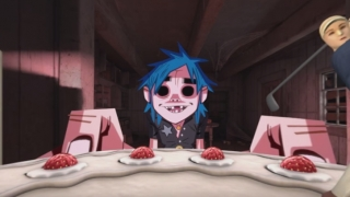 [VIDEO C+C] Gorillaz estrena sorprendente video en 360 grados