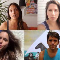 [VIDEO] Famosos se suman a campaña #SalvemosLaHiguera para evitar que se construya Minera Dominga