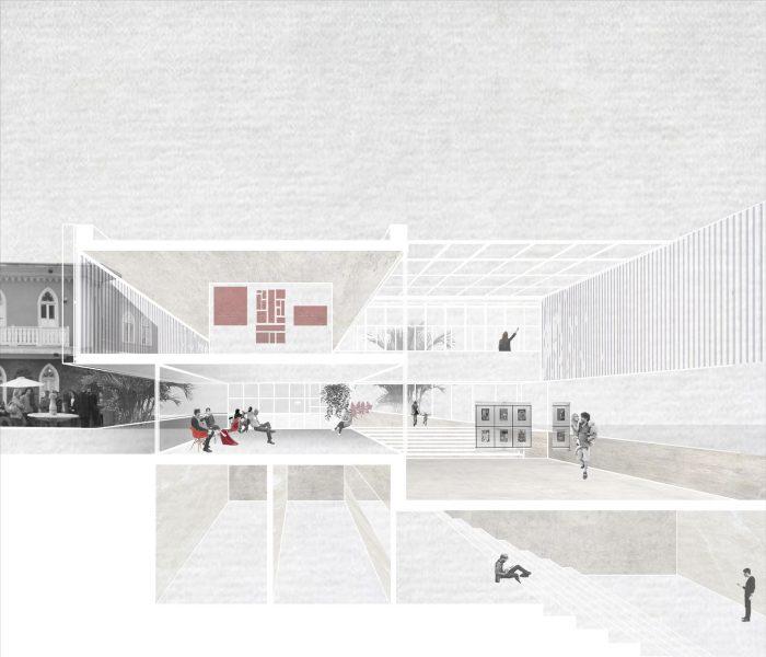 Exposición Propuestas Arquitectónicas para el Museo Benjamín Vicuña Mackenna