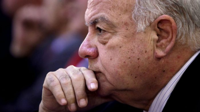 ¿Todo hombre tiene su precio? Tercerismo PS opera oferta senatorial a Insulza para sacarlo de la carrera presidencial