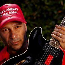 [VIDEO C+C] Revisa el saludo de Tom Morello de Prophets of Rage por su concierto en Chile