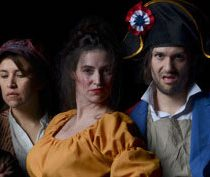 Obra musical Los Miserables en Centro Cultural Las Condes