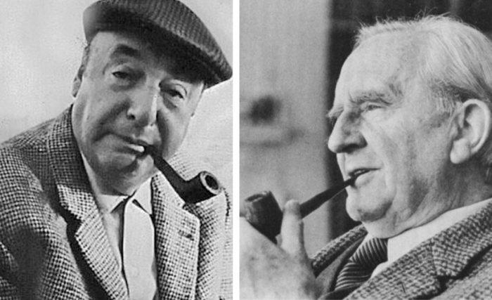 De Tolkien a Neruda: Una historia de una idea y una vuelta
