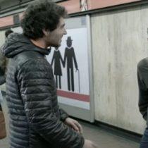 Campaña mexicana contra el acoso en el metro