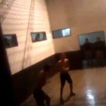 [VIDEO] The Fight Club: Policías argentinos investigados por permitir pelea entre presos