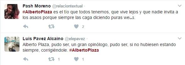 Alberto Plaza vuelve a la polémica con impactante carta anti feminismo - Imagen 5