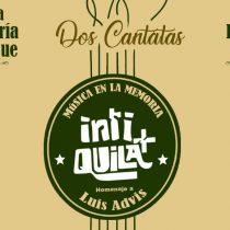 Inti + Quila: Dos Cantatas en el Municipal