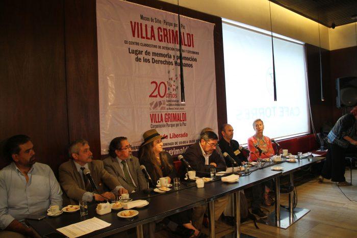 Villa Grimaldi critica a la Suprema por liberación de reos de Punta Peuco: