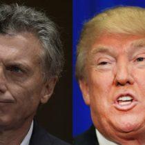 Macri busca estrechar lazos con Trump en su visita a EE.UU.