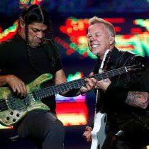Metallica para mujeres y en familia