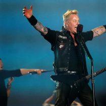 Metallica revalida en Lollapalooza Chile su estatus como