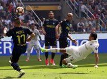[VIDEO] Milan de Matías Fernández empata en el último minuto ante el Inter de Gary Medel en el derbi de la ciudad