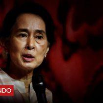 [VIDEO] Las polémicas declaraciones de Aung San Suu Kyi sobre la limpieza étnica en Birmania
