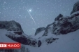 [VIDEO] La espectacular lluvia de meteoritos que iluminó el cielo de China
